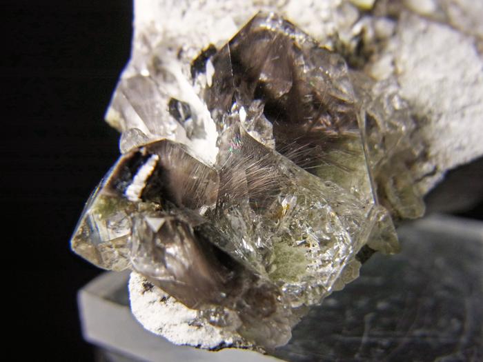 パキスタン産ブロッカイト、ルチル、クォーツ&クローライト (Brookite, Rutile, Quartz & Chlorite)-photo21