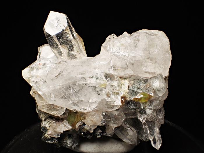 パキスタン産クォーツ、チタナイト&クローライト (Quartz, Titanite & Chlorite / Pakistan)-photo0