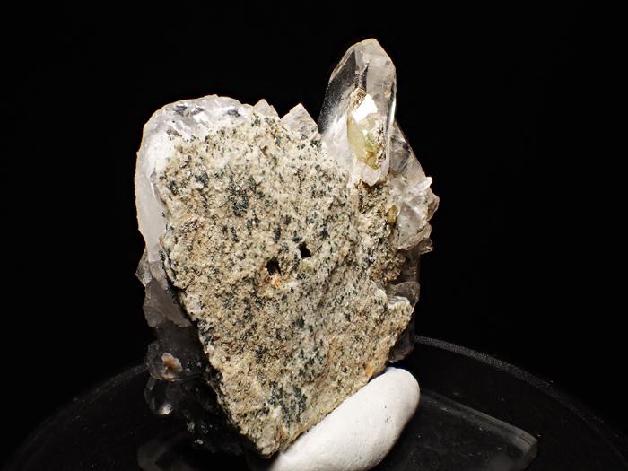 パキスタン産クォーツ、チタナイト&クローライト (Quartz, Titanite & Chlorite / Pakistan)-photo2