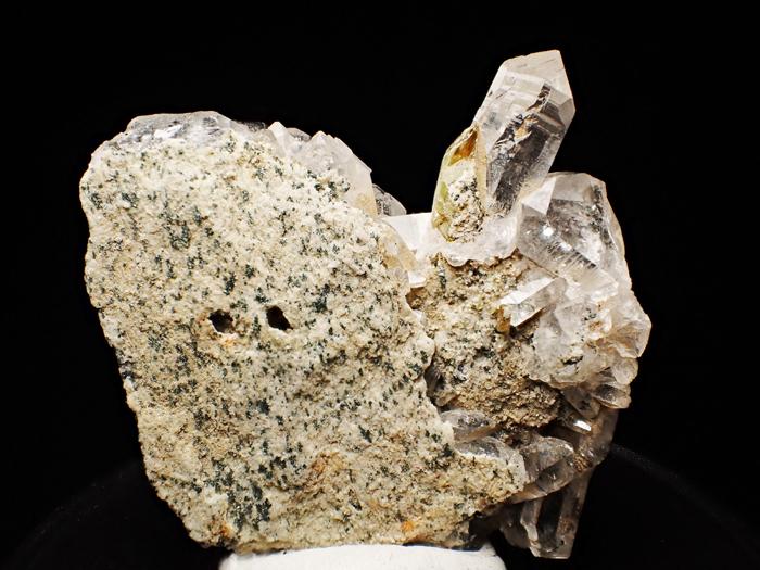 パキスタン産クォーツ、チタナイト&クローライト (Quartz, Titanite & Chlorite / Pakistan)-photo3