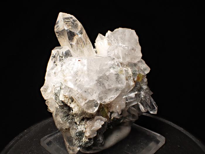 パキスタン産クォーツ、チタナイト&クローライト (Quartz, Titanite & Chlorite / Pakistan)-photo5