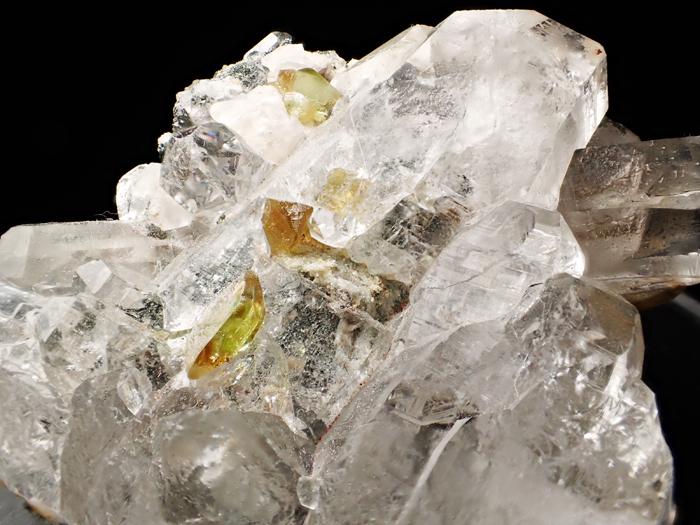 パキスタン産クォーツ、チタナイト&クローライト (Quartz, Titanite & Chlorite / Pakistan)-photo22