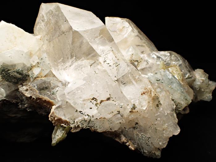 パキスタン産クォーツ、チタナイト&クローライト (Quartz, Titanite & Chlorite / Pakistan)-photo18