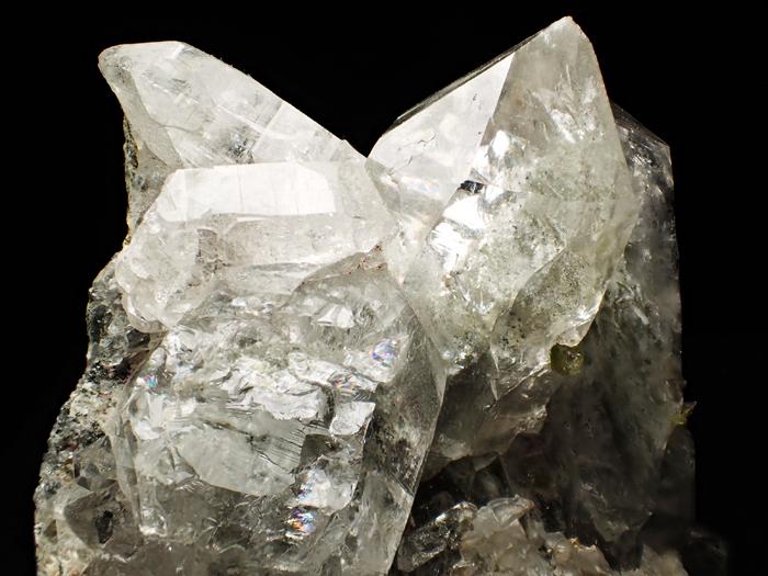パキスタン産クォーツ、チタナイト&クローライト (Quartz, Titanite & Chlorite / Pakistan)-photo1