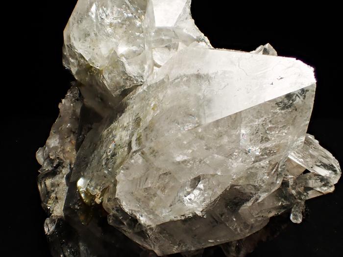パキスタン産クォーツ、チタナイト&クローライト (Quartz, Titanite & Chlorite / Pakistan)-photo6