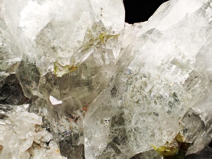 パキスタン産クォーツ、チタナイト&クローライト (Quartz, Titanite & Chlorite / Pakistan)-photo8