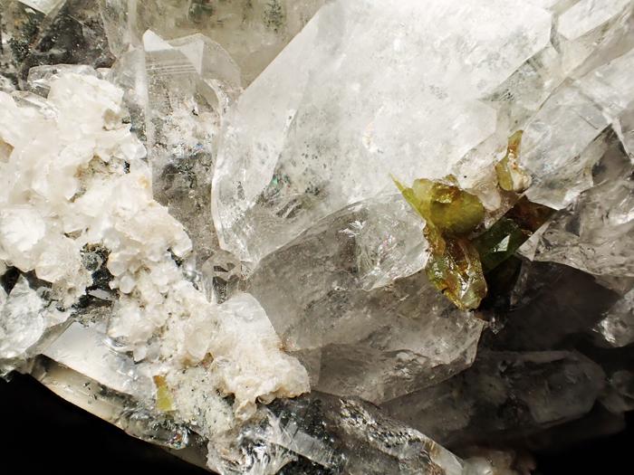 パキスタン産クォーツ、チタナイト&クローライト (Quartz, Titanite & Chlorite / Pakistan)-photo11