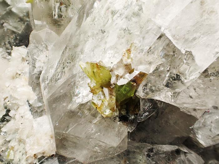 パキスタン産クォーツ、チタナイト&クローライト (Quartz, Titanite & Chlorite / Pakistan)-photo15