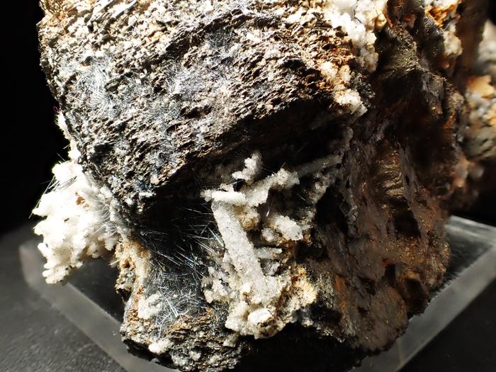 ロシア産クォーツ、ピロータイト&ブーランジェライト (Quartz, Pyrrhotite & Boulangerite / Russia)-photo28