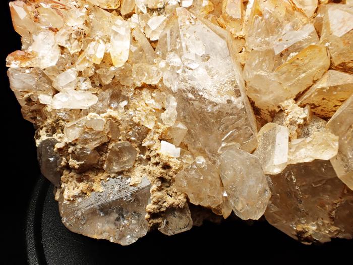 パキスタン産水入りスケルタルクォーツ (Enhydro Skeletal Quartz / Pakistan)-photo13