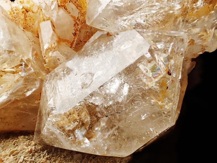 パキスタン産水入りスケルタルクォーツ (Enhydro Skeletal Quartz / Pakistan)-photo21