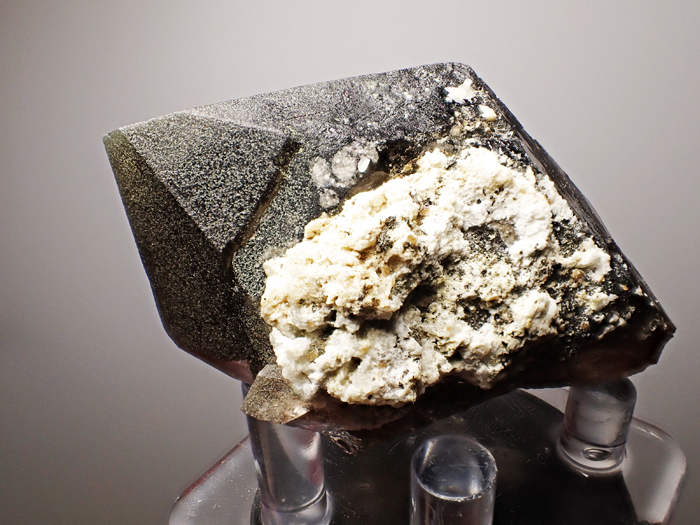 フランス産スモーキークォーツ&クローライト (Smoky Quartz & Chlorite / France)-photo4