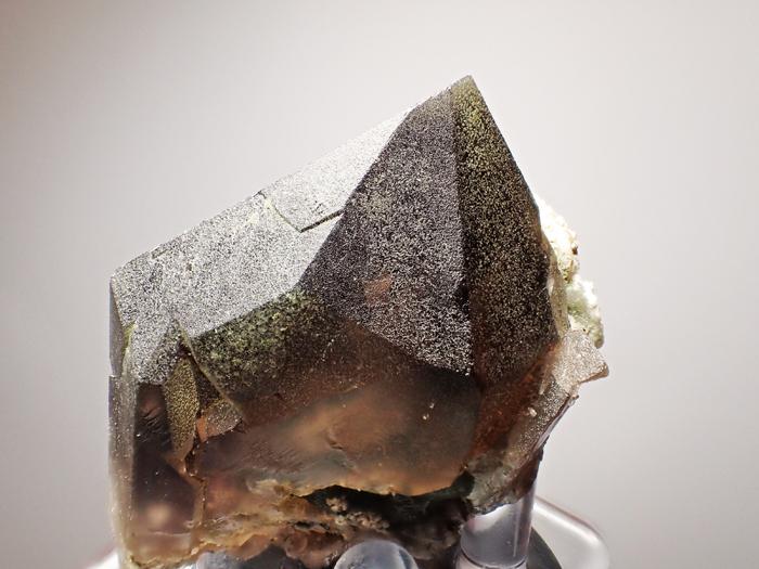 フランス産スモーキークォーツ&クローライト (Smoky Quartz & Chlorite / France)-photo8