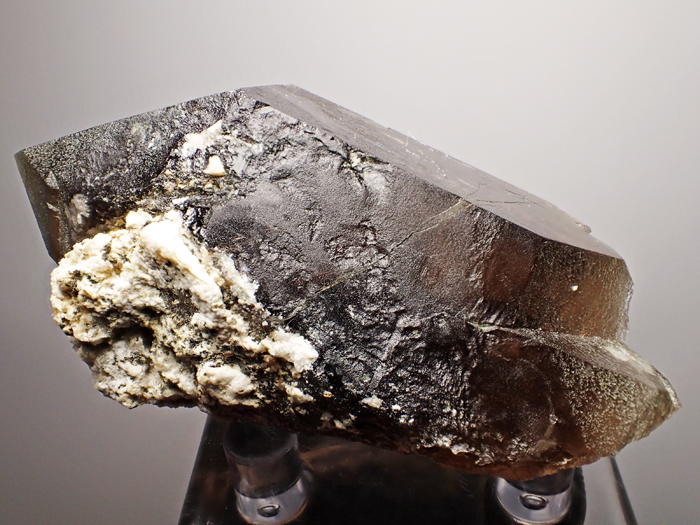 フランス産スモーキークォーツ&クローライト (Smoky Quartz & Chlorite / France)-photo12