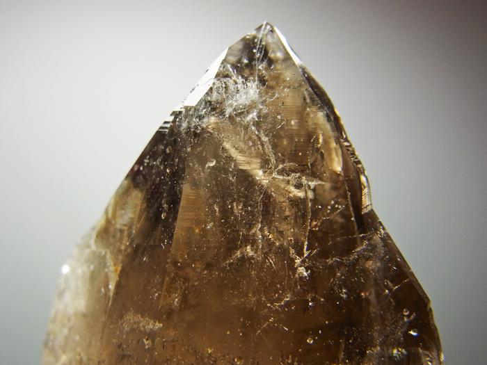 山梨県黒平産 煙水晶&白雲母 (Smoky Quartz & Muscovite / Japan)-photo9