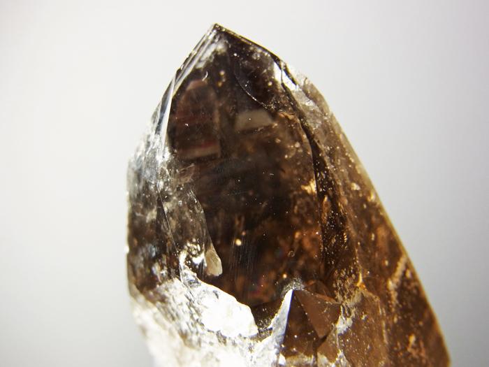 山梨県黒平産 煙水晶&白雲母 (Smoky Quartz & Muscovite / Japan)-photo15