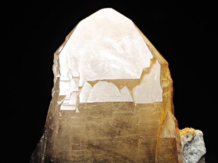 岐阜県蛭川田原産 煙水晶&白雲母 (Smoky Quartz & Muscovite / Japan)-photo6