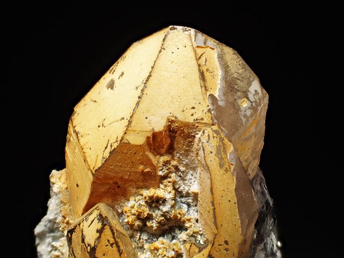 岐阜県蛭川田原産 煙水晶&白雲母 (Smoky Quartz & Muscovite / Japan)-photo9
