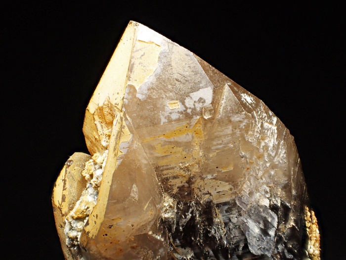 岐阜県蛭川田原産 煙水晶&白雲母 (Smoky Quartz & Muscovite / Japan)-photo10
