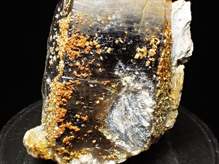 岐阜県蛭川田原産 煙水晶&白雲母 (Smoky Quartz & Muscovite / Japan)-photo12