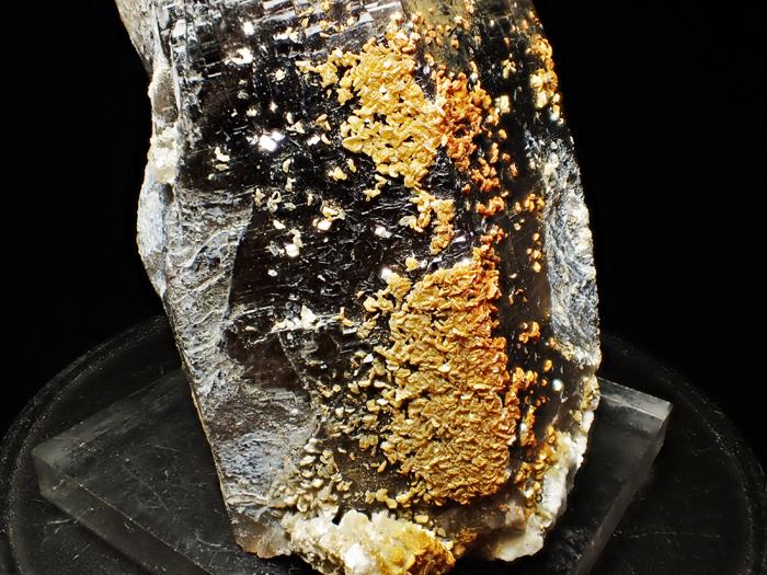 岐阜県蛭川田原産 煙水晶&白雲母 (Smoky Quartz & Muscovite / Japan)-photo17