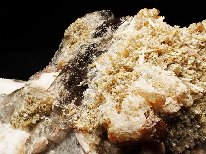 ポーランド産スモーキークォーツ、エピドート&マイクロクリン (Smoky Quartz, Epidote & Microcline / Poland)-photo10