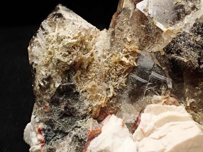 ポーランド産スモーキークォーツ、エピドート&マイクロクリン (Smoky Quartz, Epidote & Microcline / Poland)-photo16