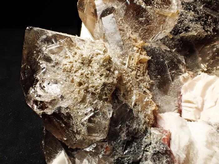 ポーランド産スモーキークォーツ、エピドート&マイクロクリン (Smoky Quartz, Epidote & Microcline / Poland)-photo21