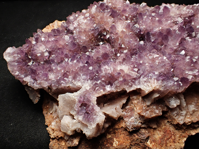 トルコ産アメジスト <バライト仮晶> (Amethyst Pseudomorph after Baryte / Turkey)-photo14