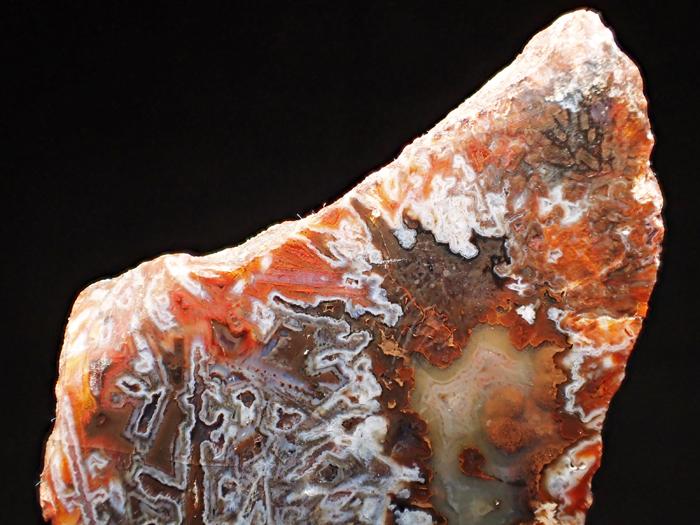 トルコ産アゲート <バライト仮晶> (Agate Pseudomorph after Baryte / Turkey)-photo5
