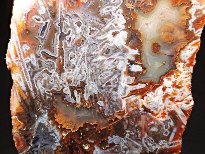 トルコ産アゲート <バライト仮晶> (Agate Pseudomorph after Baryte / Turkey)-photo6