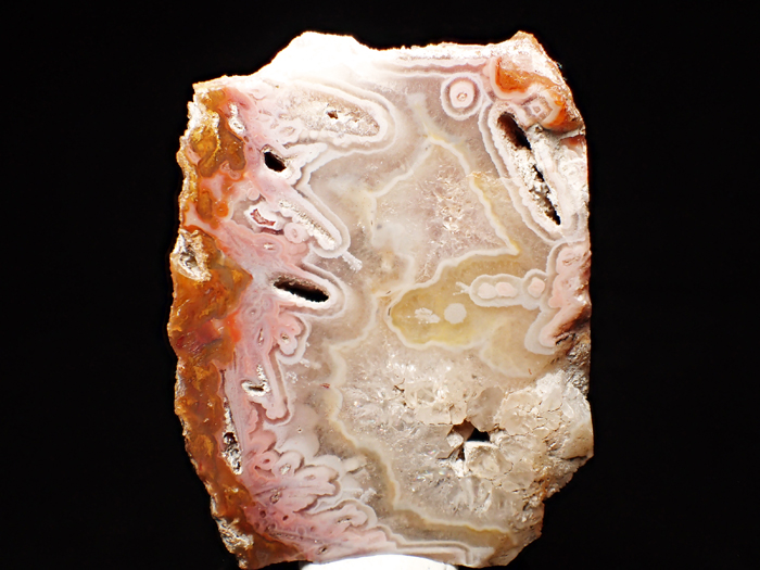 トルコ産アゲート <バライト仮晶> (Agate Pseudomorph after Baryte / Turkey)-photo0