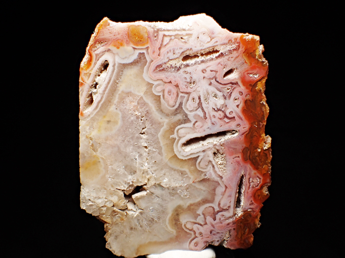 トルコ産アゲート <バライト仮晶> (Agate Pseudomorph after Baryte / Turkey)-photo1