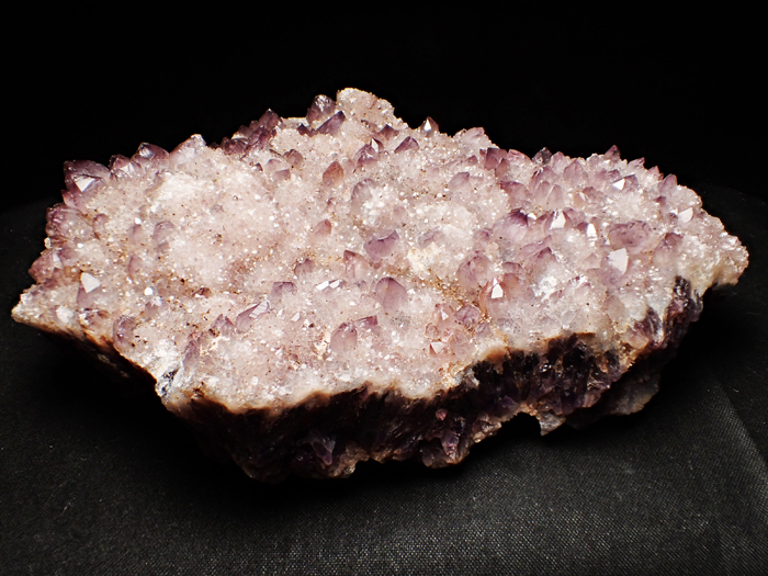 トルコ産アメジスト <カルサイト仮晶> (Amethyst Pseudomorph after Calcite / Turkey)-photo4
