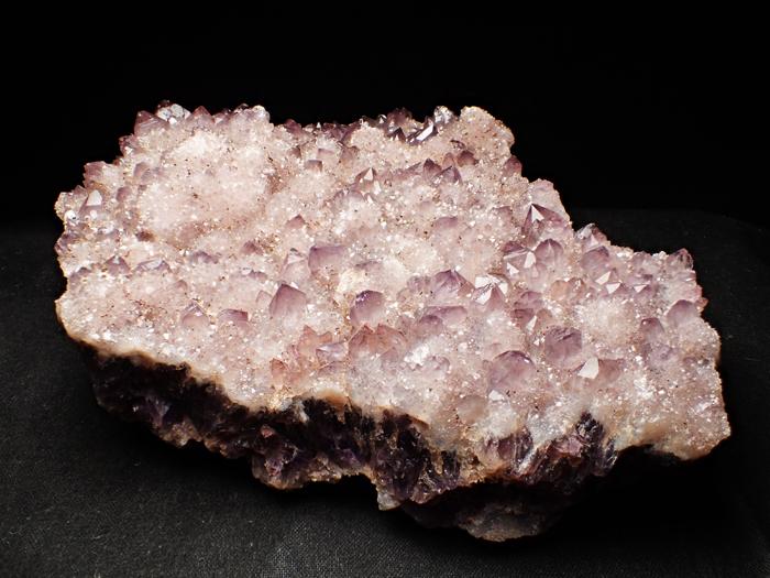トルコ産アメジスト <カルサイト仮晶> (Amethyst Pseudomorph after Calcite / Turkey)-photo5