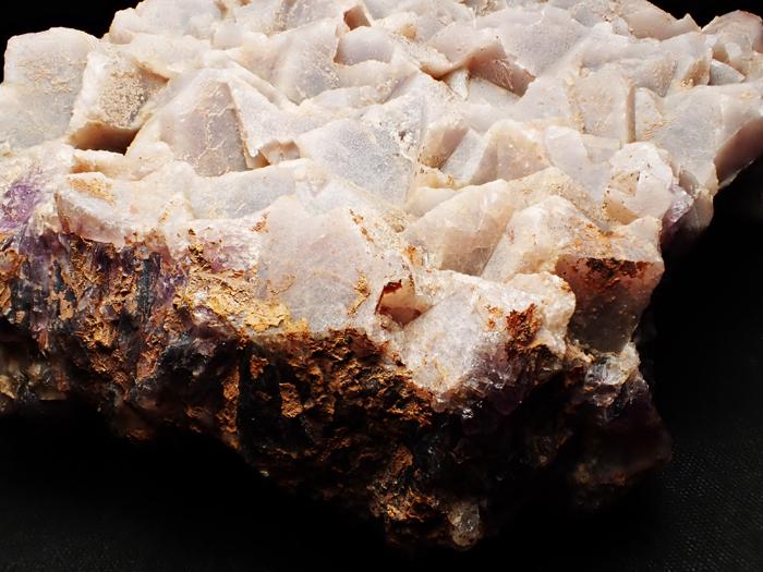 トルコ産アメジスト <カルサイト仮晶> (Amethyst Pseudomorph after Calcite / Turkey)-photo20