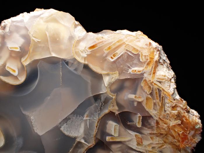 トルコ産アゲート <バライト仮晶> (Agate Pseudomorph after Baryte / Turkey)-photo7