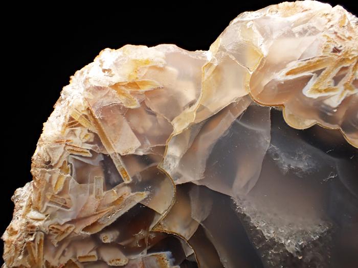 トルコ産アゲート <バライト仮晶> (Agate Pseudomorph after Baryte / Turkey)-photo10