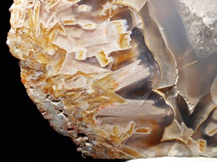 トルコ産アゲート <バライト仮晶> (Agate Pseudomorph after Baryte / Turkey)-photo12