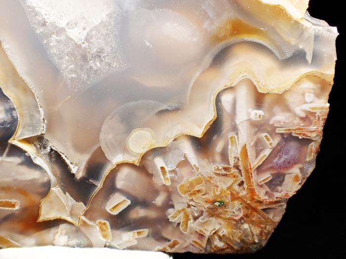 トルコ産アゲート <バライト仮晶> (Agate Pseudomorph after Baryte / Turkey)-photo13