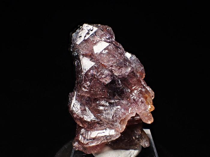 タンザニア産アメジスト&ゲーサイト (Amethyst & Goethite / Tanzania)-photo0