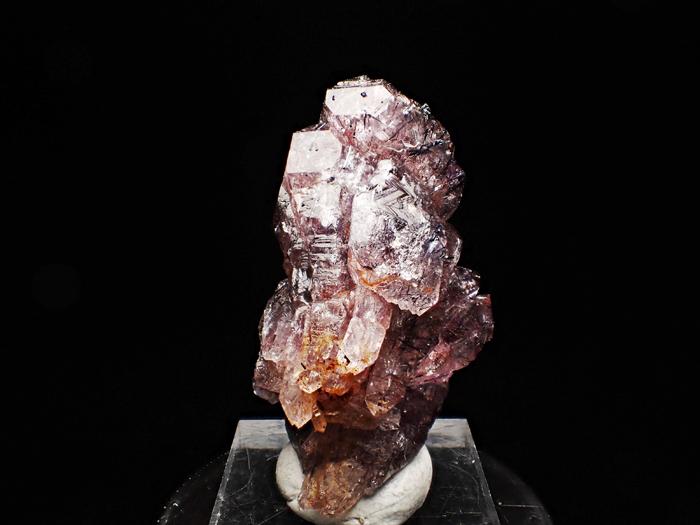タンザニア産アメジスト&ゲーサイト (Amethyst & Goethite / Tanzania)-photo2