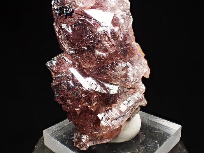 タンザニア産アメジスト&ゲーサイト (Amethyst & Goethite / Tanzania)-photo19