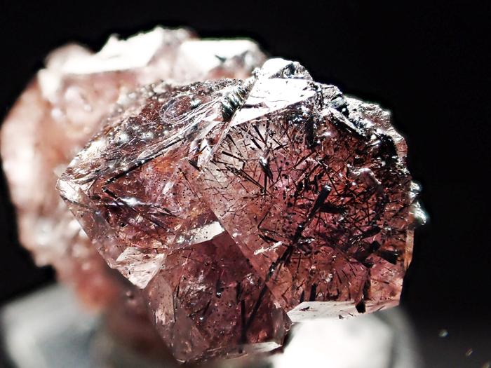 タンザニア産アメジスト&ゲーサイト (Amethyst & Goethite / Tanzania)-photo27