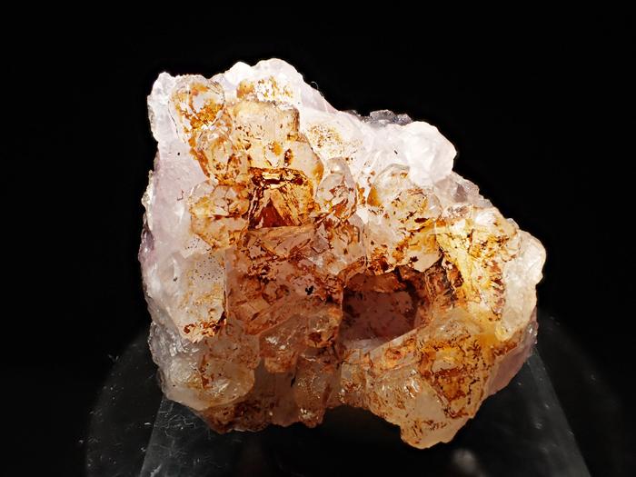 タンザニア産アメジスト&ゲーサイト (Amethyst & Goethite / Tanzania)-photo8