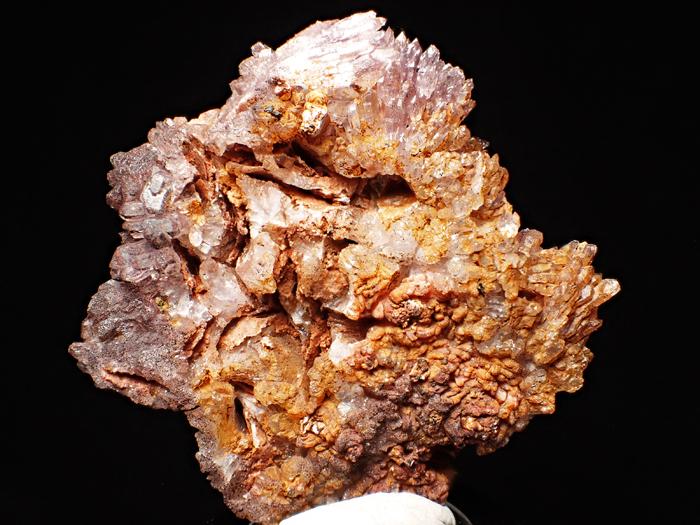 タンザニア産アメジスト&ゲーサイト (Amethyst & Goethite / Tanzania)-photo4