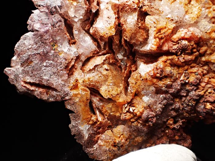 タンザニア産アメジスト&ゲーサイト (Amethyst & Goethite / Tanzania)-photo12