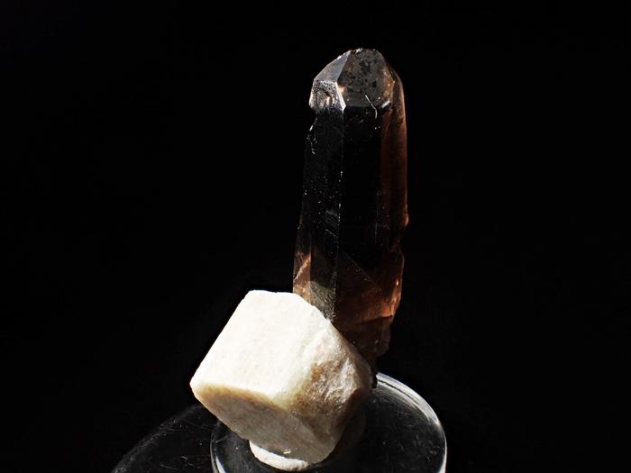 コロラド産スモーキークォーツ&アマゾナイト (Smoky Quartz & Amazonite / Colorado)-photo0