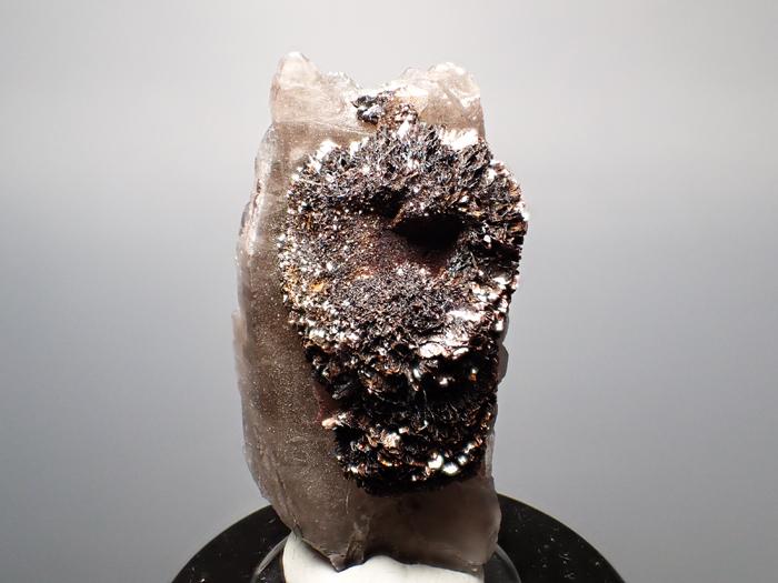 コロラド産スモーキークォーツ&ゲーサイト (Smoky Quartz & Goethite/ Colorado)-photo0