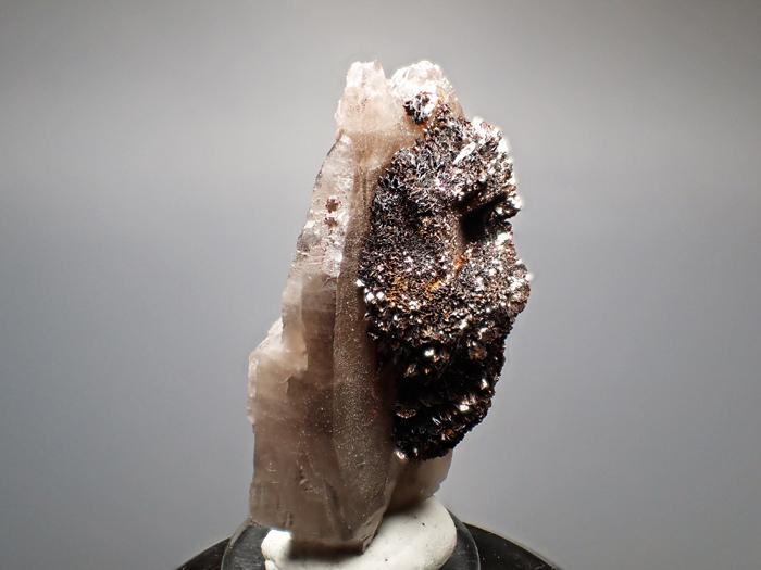 コロラド産スモーキークォーツ&ゲーサイト (Smoky Quartz & Goethite/ Colorado)-photo7